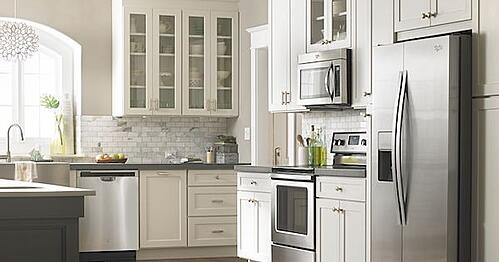 Whirlpool Kitchen Appliance Suite