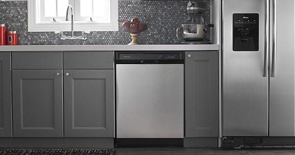 Amana Dishwasher Reviews_Amana ADB1400AGS Dishwasher