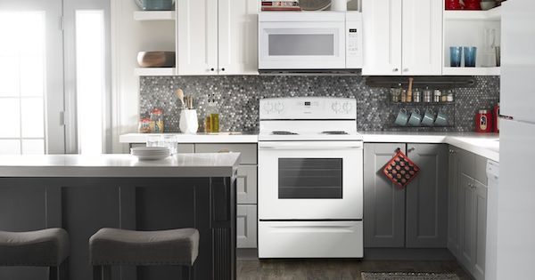 Amana Electric Range Reviews - Amana ACR4503SFW Lifestyle Image