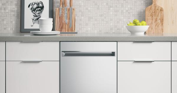 Best 18 Inch Dishwasher - GE Profile PDT145SSLSS Lifestyle Image
