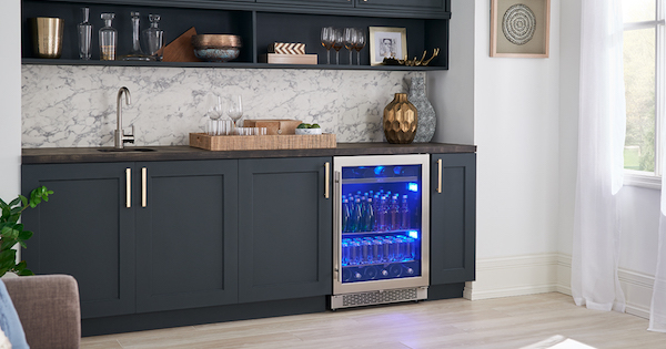 Best Beverage Cooler - Zephyr Lifestyle Image