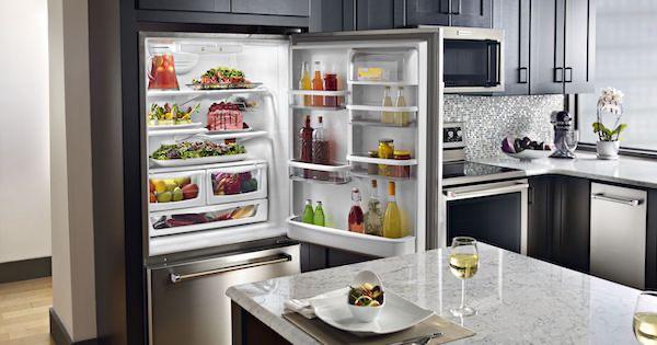 Best Bottom Freezer Refrigerator Models - Maytag vs KitchenAid