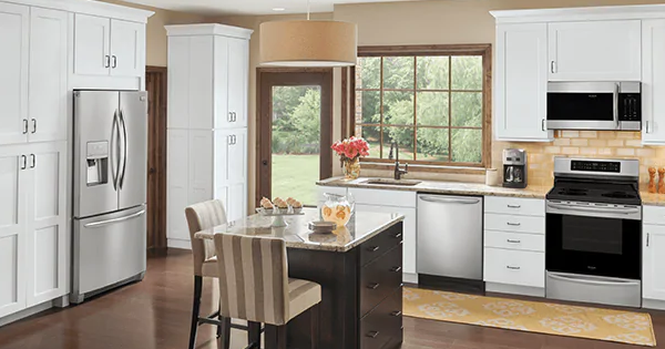 Best Counter Depth Refrigerator of the Year - Lifestyle Image from Frigidaire