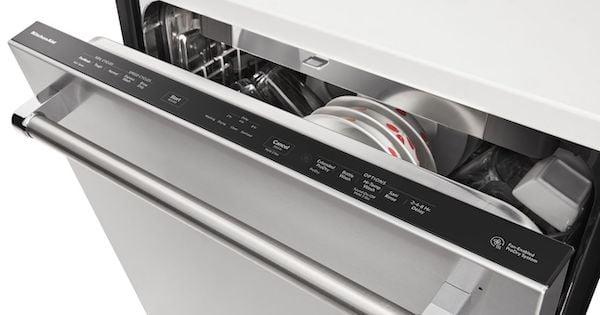 Dishwasher Reviews LG vs KitchenAid - KitchenAid KDTE334GPS