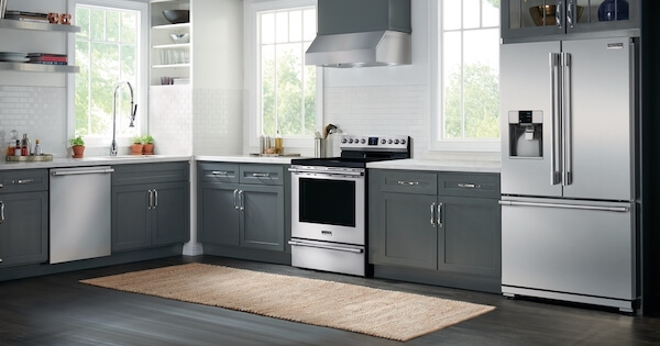 Best French Door Refrigerator of the Year - Frigidaire Professional FPBC2277RF Lifestyle Image