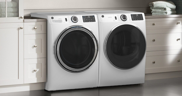 Above the Fold Image Best Front Load Washers of the Year - GE GFW650SSNWW