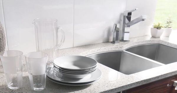 Best Garbage Disposal - KitchenAid Lifestyle Image Sink
