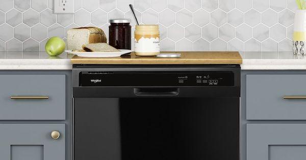 Best Portable Dishwasher - Whirlpool WDP370PAHB Lifestyle Image