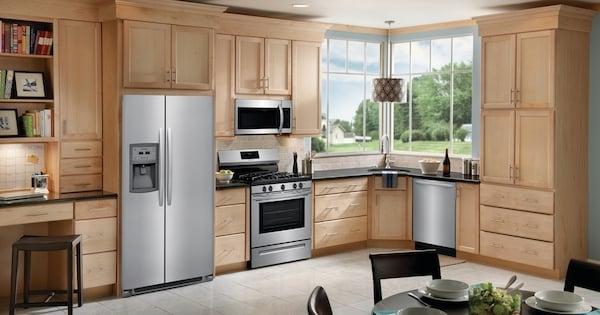 Refrigerator Buying Guide_Side by Side Refrigerator Frigidaire FFSC2323TS