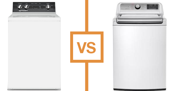 Above the Fold Image Best Top Load Washer LG vs Speed Queen