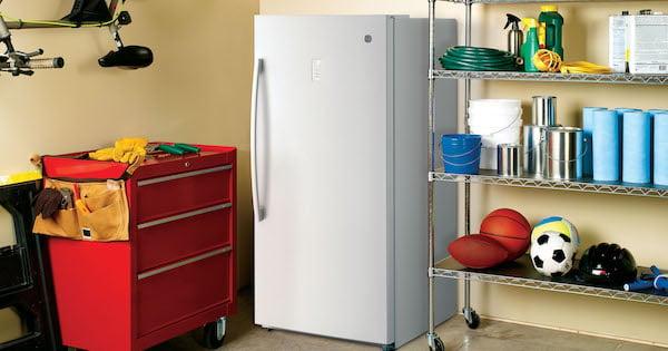 Best Upright Freezer - GE Lifestyle