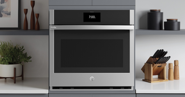 Best Wall Ovens - GE Profile PTS7000SNSS Lifestyle Image