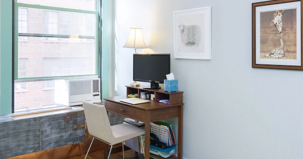 Best Window Air Conditioner - Friedrich Chill Lifestyle Image