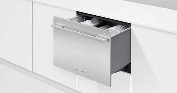 Fisher Paykel Dishwasher Reviews_DishDrawer Designs