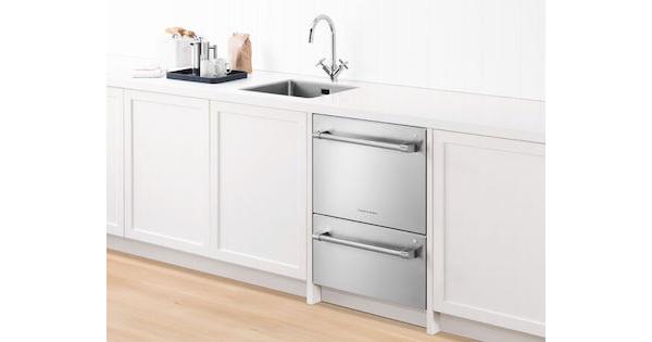 Drawer Dishwashers_Fisher Paykel DishDrawer