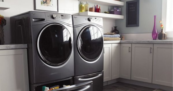 Washing Machine Buying Guide_Front Load Washer LG