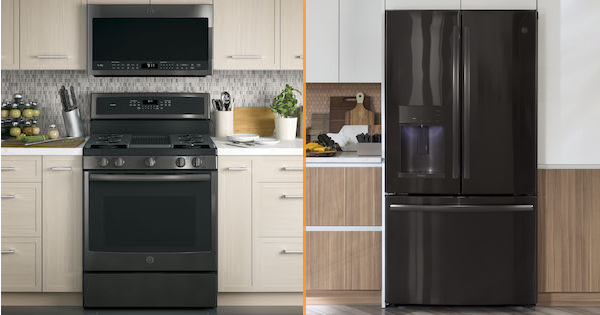 GE Black Stainless Steel Appliance Reviews - New for 2019