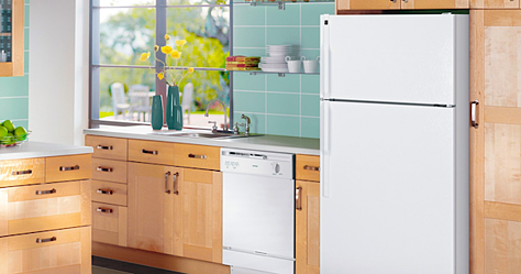 Above the Fold Image Hotpoint Refrigerator Reviews - Hotpoint Website