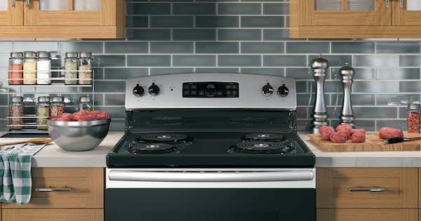 Is a coil top electric range ever a good option - GE Appliances JB256RMSS