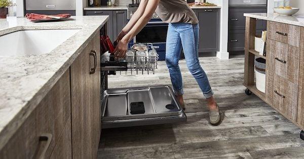 KitchenAid Dishwasher Reviews - KDFM404KPS Lifestyle