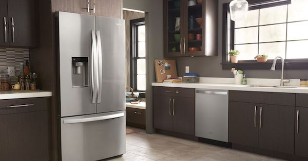 Largest Counter Depth Refrigerators - Whirlpool Lifestyle Image-1