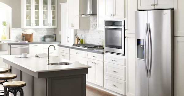 Largest Side by Side Refrigerator - Whirlpool Lifestyle Image