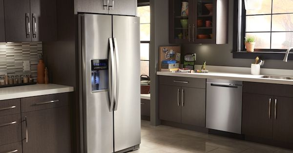 Largest Side by Side Refrigerator Models of the Year Whirlpool WRS588FIHZ
