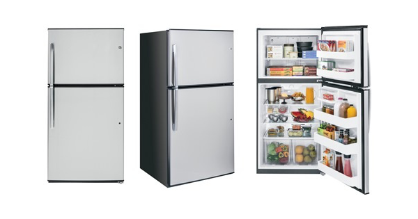 5 Largest Top Freezer Refrigerator Models Of 2019