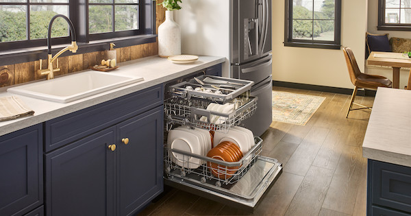 LG Dishwasher Reviews - LG Lifestyle Image