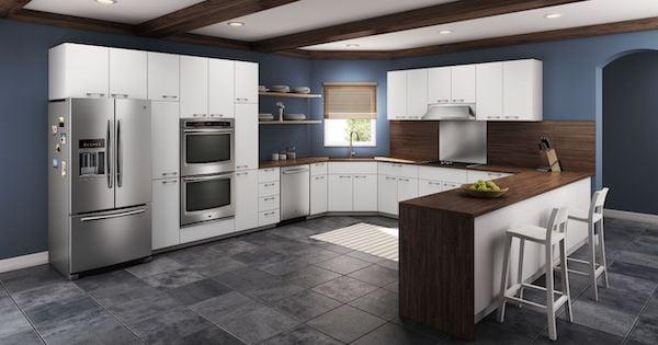 Above the Fold Image Maytag Appliance Rebates - Maytag Kitchen Lifestyle Image