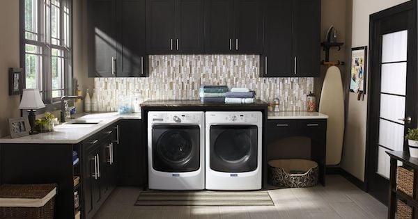 Maytag Stackable Washer Dryer_Maytag MHW3505FW