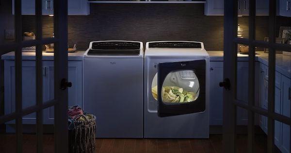 Quiet Washing Machine_Whirlpool WTW8500DW Top Load Washer