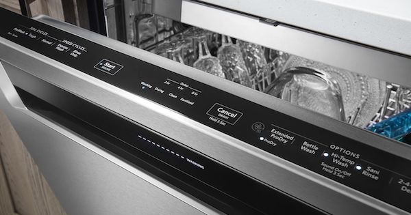 Top Control vs Front Control Dishwashers - Which Are Better?
