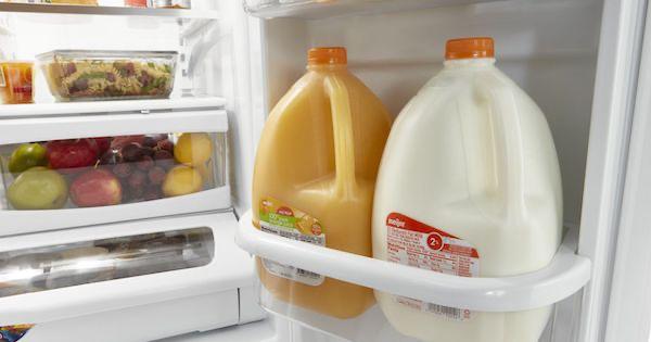 Refrigerator Organization - Interior Storage Options