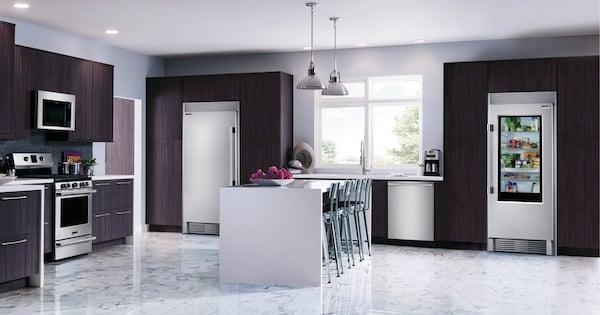 Refrigerator with No Freezer - Frigidaire Professional Lifestyle Image