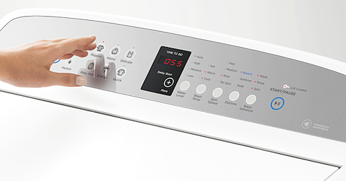 Fisher Paykel Control Panel