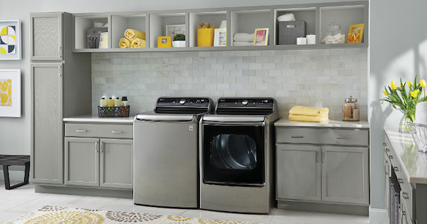 Top Loading Washers Benefits_LG WT7600HWA