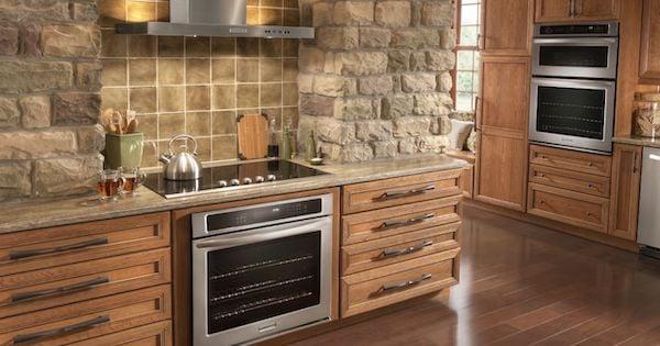 Wall Oven Sizes - KitchenAid Lifestyle Image