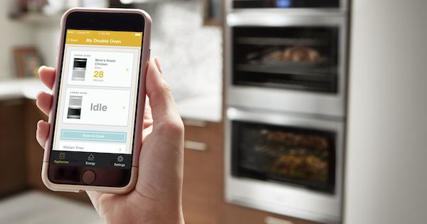 Whirlpool Connected Appliances