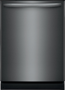 New Appliance Colors - Frigidaire Black Stainless Steel Dishwasher