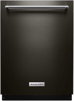 KitchenAid KDTM404EBS and KDTM354EBS Black Stainless Dishwasher