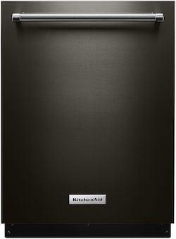 KitchenAid KDTM404EBS and KDTM354EBS Black Stainless Dishwasher