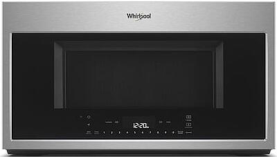 Whirlpool Connected Appliances - Smart Microwave WMH78019HZ