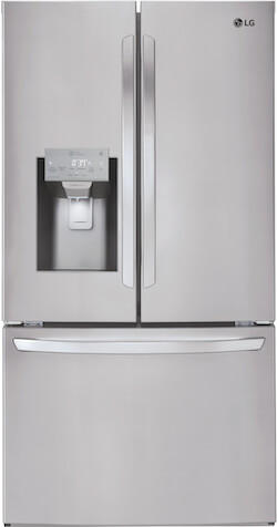Best French Door Refrigerator of the Year - LG LFXS26973S
