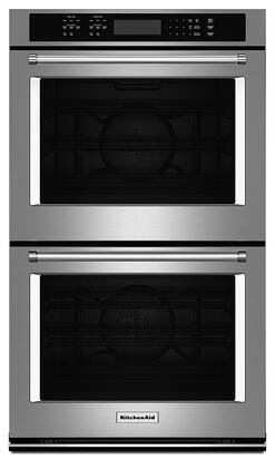 Best Double Wall Ovens KitchenAid KODE500ESS