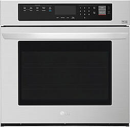 best wall ovens LG LWS3063ST