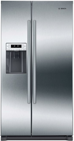 Bosch B20CS30SNS Side by Side Refrigerator