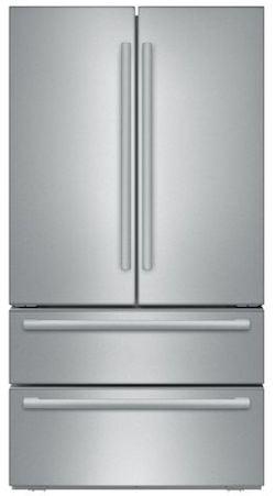 Best Counter Depth Refrigerator - Bosch B21CL81SNS French Door Refrigerator