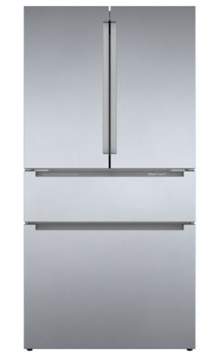 Bosch B36CL80ENS Four Door French Door Refrigerator