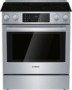 Bosch HEI8056U Slide In Electric Range
